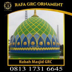 Kubah-Masjid-GRC-Motif